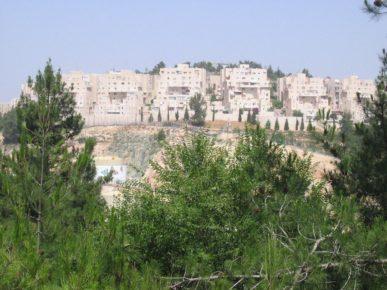 פרויקט הר-נוף בירושלים של חברת אפגד