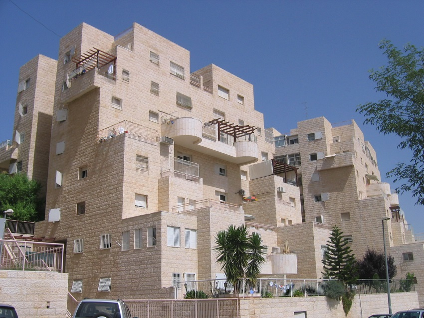 פרויקט הר נוף בירושלים של חברת אפגד