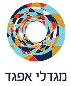 לוגו של פרויקט מגדלי אפגד בעכו