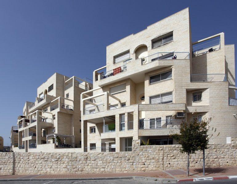 דירות בפרויקט אפגד נופי רחל בירושלים