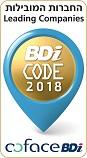 לוגו BDI CODE