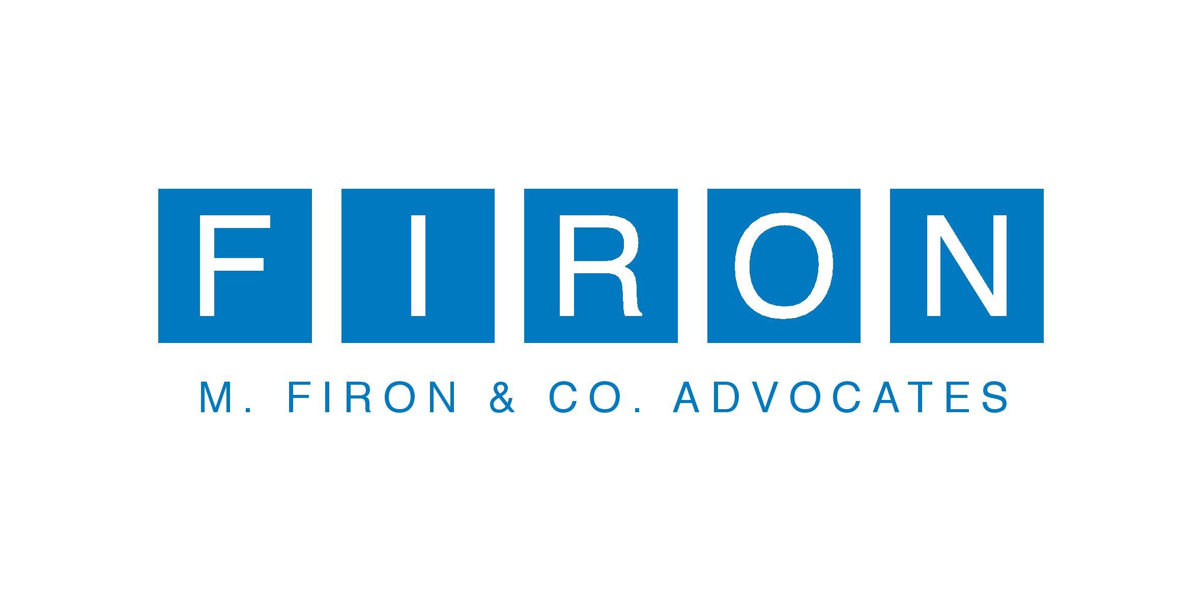 לוגו משרד עורכי דין מ. פירון